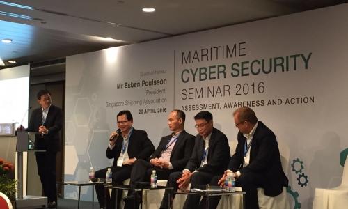MPA Maritime Cyber Security Seminar 2016