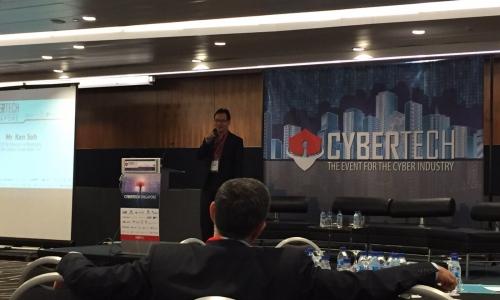 Cybertech Singapore 2015