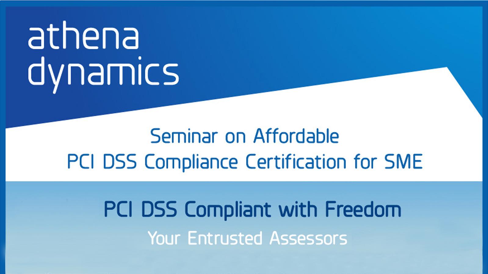PCI DSS Seminar