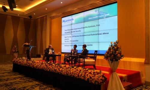 Myanmar Satellite Forum 2018