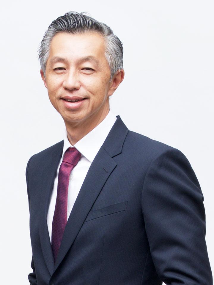 Mr Patrick Lim Hui Peng