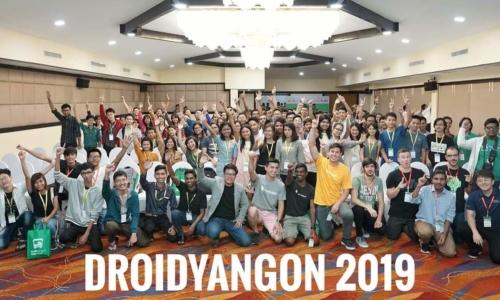 Droid Yangon 2019