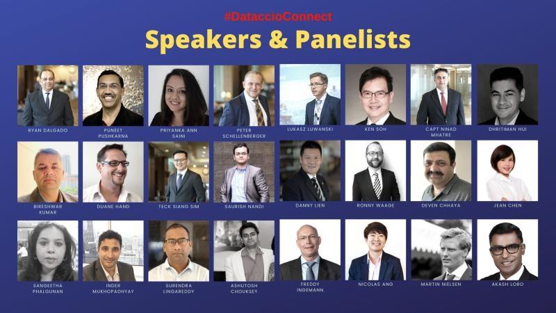 #DataCCIO Connect 2019 Singapore