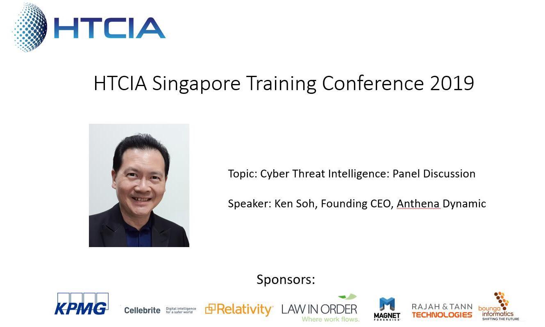 HTCIA Singapore Annual Conference 2019