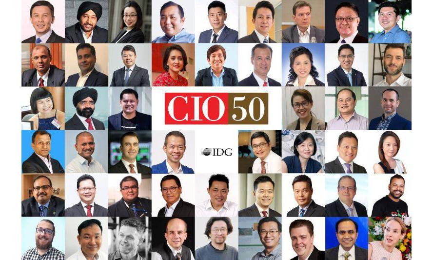 CIO 50 Awards 2019