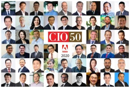 CIO 50 AWARDS 2020