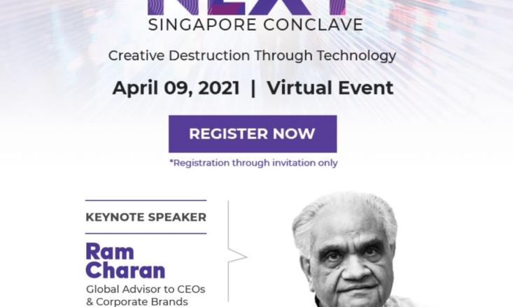Economic Times CIO Future Next Summit: Creative Destruction Through Technology