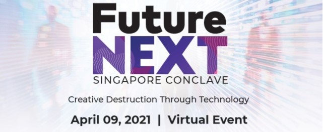 Economic Times CIO Future Next Summit: Creative Destruction Through Technology