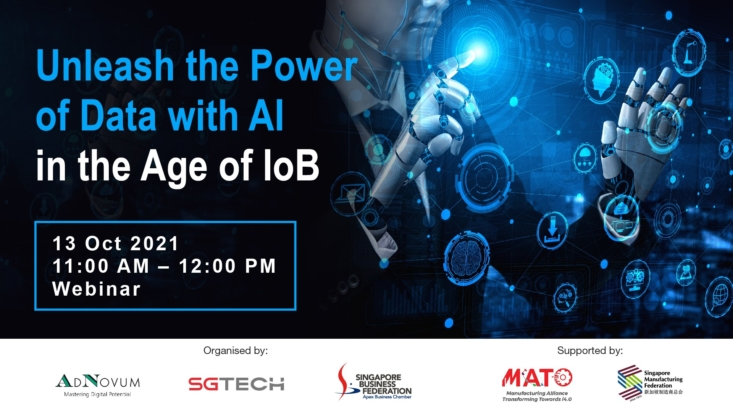 Unleash the Power of Data with AI in the Age of IoB